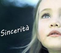 sincerità