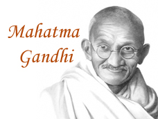 Frasi Di Mohandas Karamchand Gandhi Mahatma Ghandi