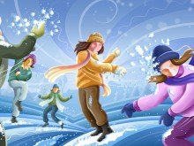 winter-christmas-bear-flower-wallpaper-games-gallery-random-24546