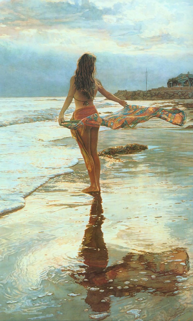 Favorito dipinti-di-donna-049 – FRASI BELLE^^ Le FRASI Più BELLE, Frasi  MT87